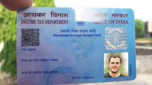 PAN Card Form Apply online